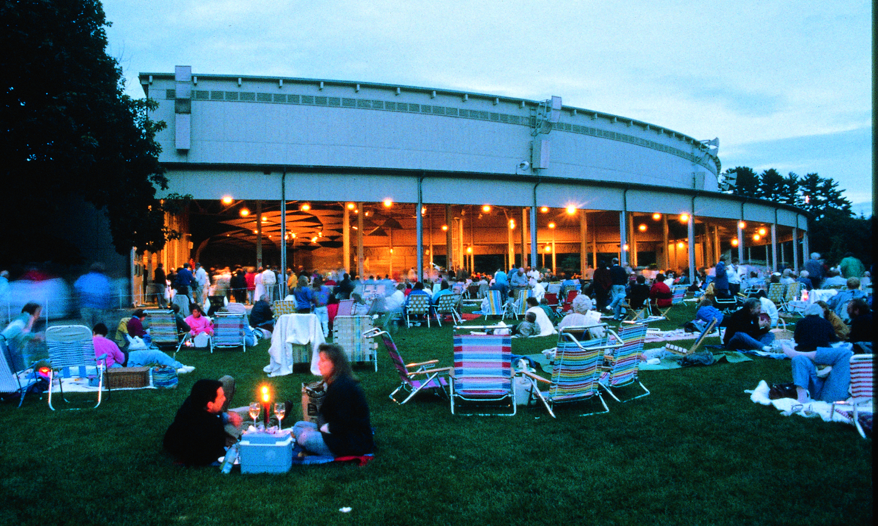 great performances tanglewood 75th anniversary