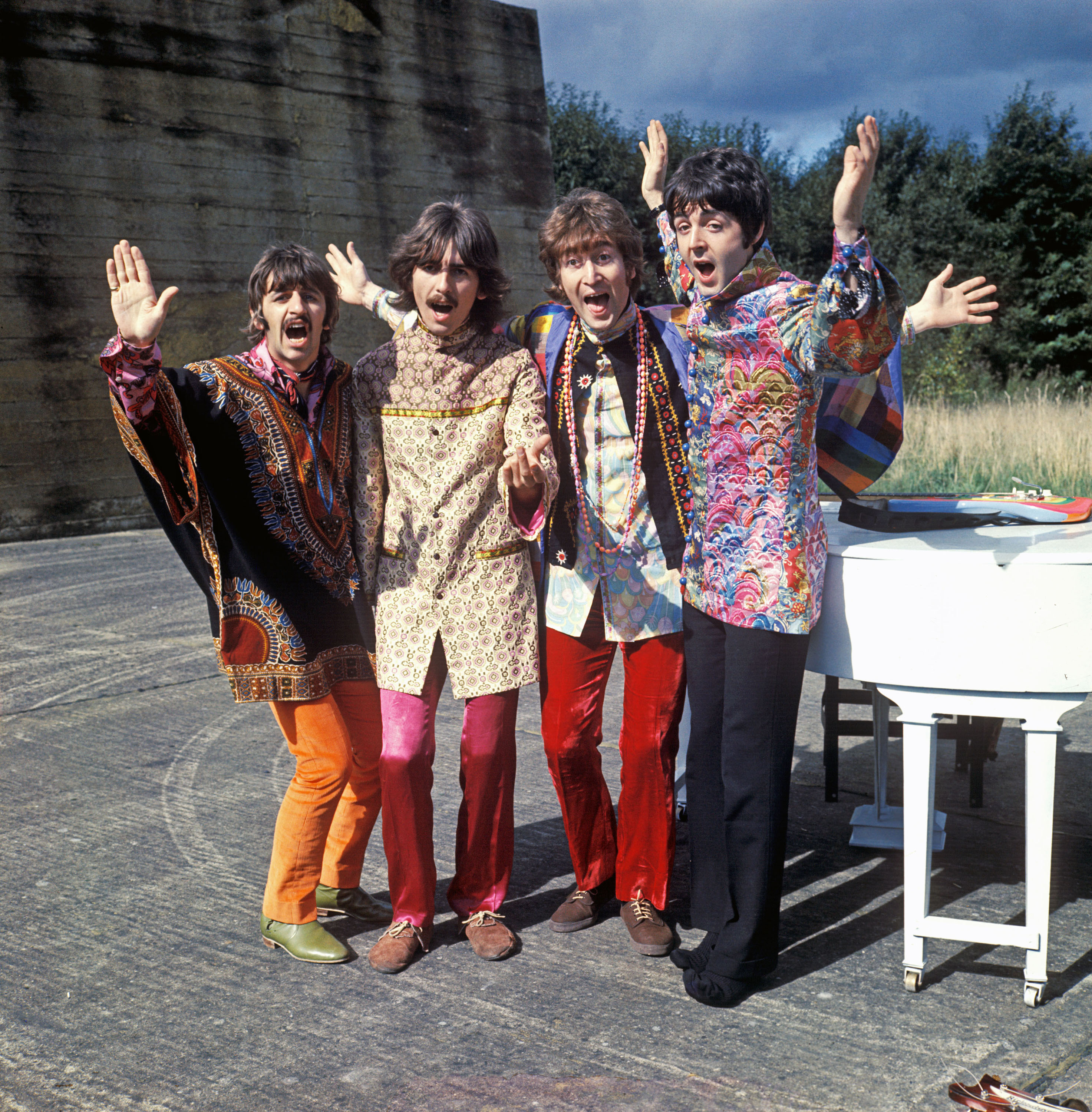 Great Performances - The Beatles' Magical Mystery Tour - Pressroom