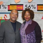 Henry Louis Gates, Jr and Ruby Bridges