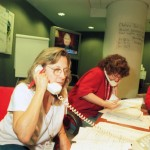 9/11 Red Cross Volunteers