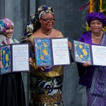 Nobel Peace Prize Award Ceremony 2011