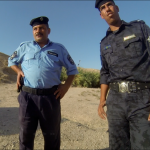 Guards on Mosul mound photo 1