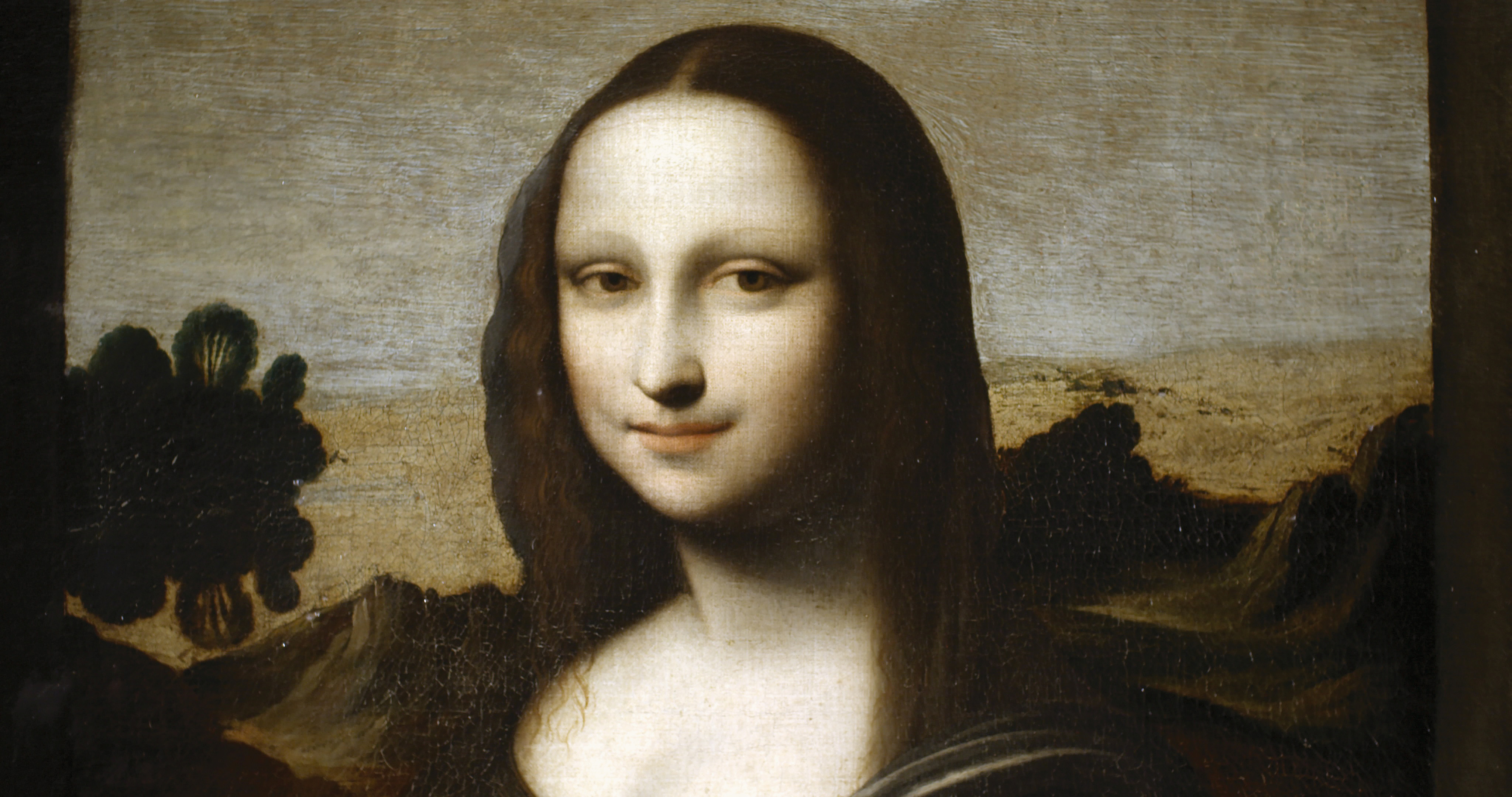 mona lisa smile analysis Visual and spectral analyses a subsequent scientific analysis of the pigments in 2005 verified that some areas of the mona lisa foundation performed a.