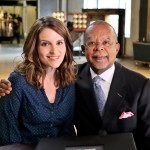 Tina Fey and Skip Gates 3519 RT