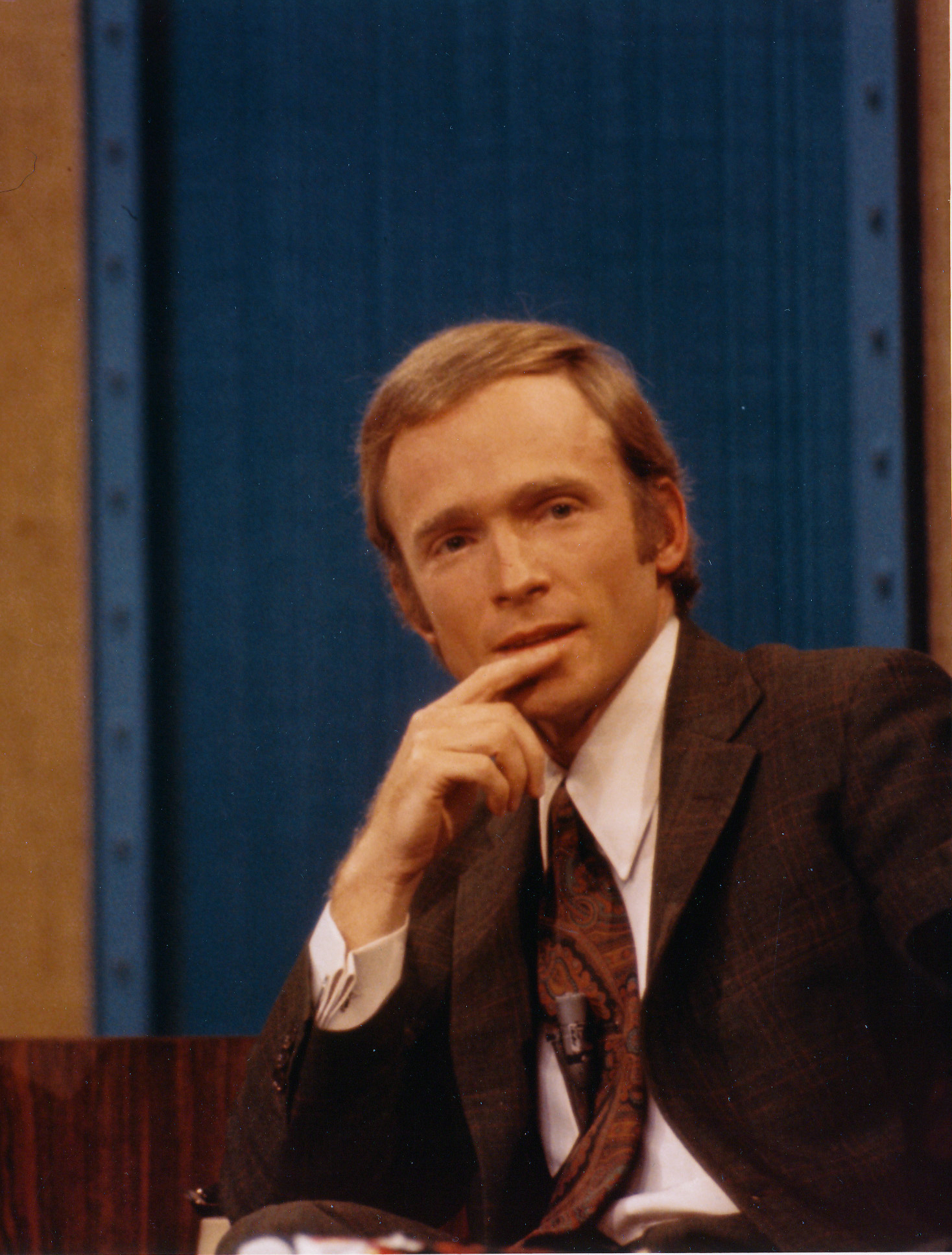 """""""Dick Cavett's Vietnam"""" Offers a Unique Window on the Vietnam War and America, airing April 27 at 10 p.m. on PBS"""
