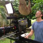 BBC Producer Mark Wheeler_filming sloth_IMG-20150703-WA0004