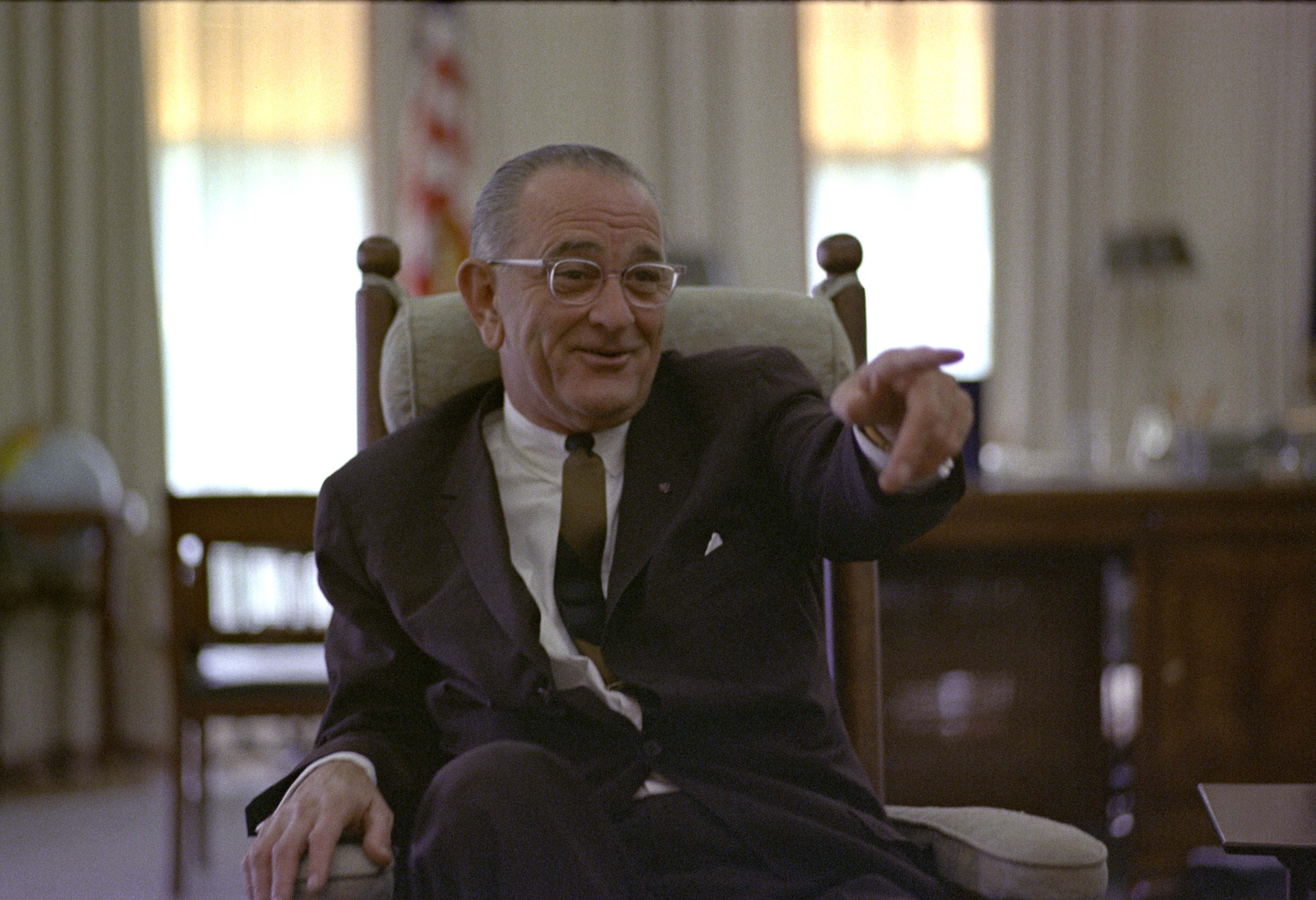 lyndon b johnson Facts about lyndon b johnson will discuss the life of the 36th president of united states this american politician was often nicknamed as lbj he was in the.