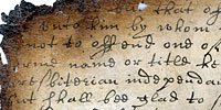 Document: The Flushing Remonstrance, 1657