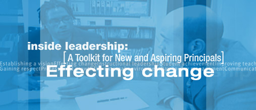 the affect of change in leadership