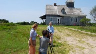 Interview with Robert Hefner, Historic Preservation Consultant. Photo courtesy of Pure Newt L.L.C.