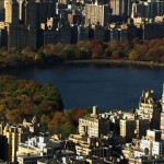 An aerial view of Manhattan's Central Park. Photo courtesy of NYC Media.
