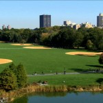 Central Park's Great Lawn. Photo courtesy of NYC Media.