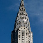 William Van Alen - Architecture, Alumnus; The Chrysler Building, 1930. Source: Library of Congress.