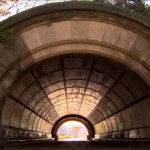 An underpass in Prospect Park. Photo courtesy of NYC Media.