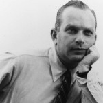 Bill Bernbach. Photo courtesy of The One Club.