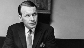 David Ogilvy. Photo courtesy of The One Club.