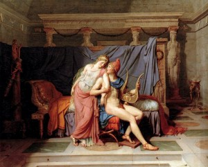 Jacques-Louis David: The Loves of Paris and Helen