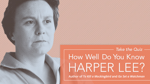 harper lee oprah essay Harper lee,via i've always admired and respected harper lee for being the best  literary one hit wonder i've ever come across there is.