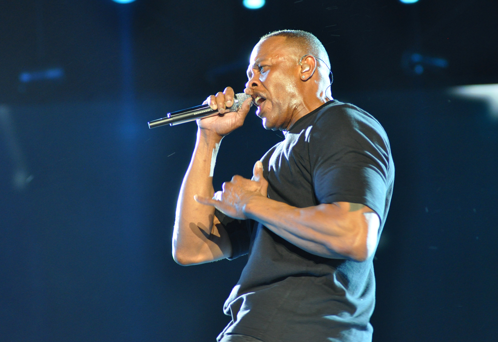 Dr.Dre at Coachella