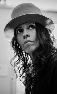 Grammy nominated rock singer-songwriter and record producer Linda Perry describes recording the song she wrote,