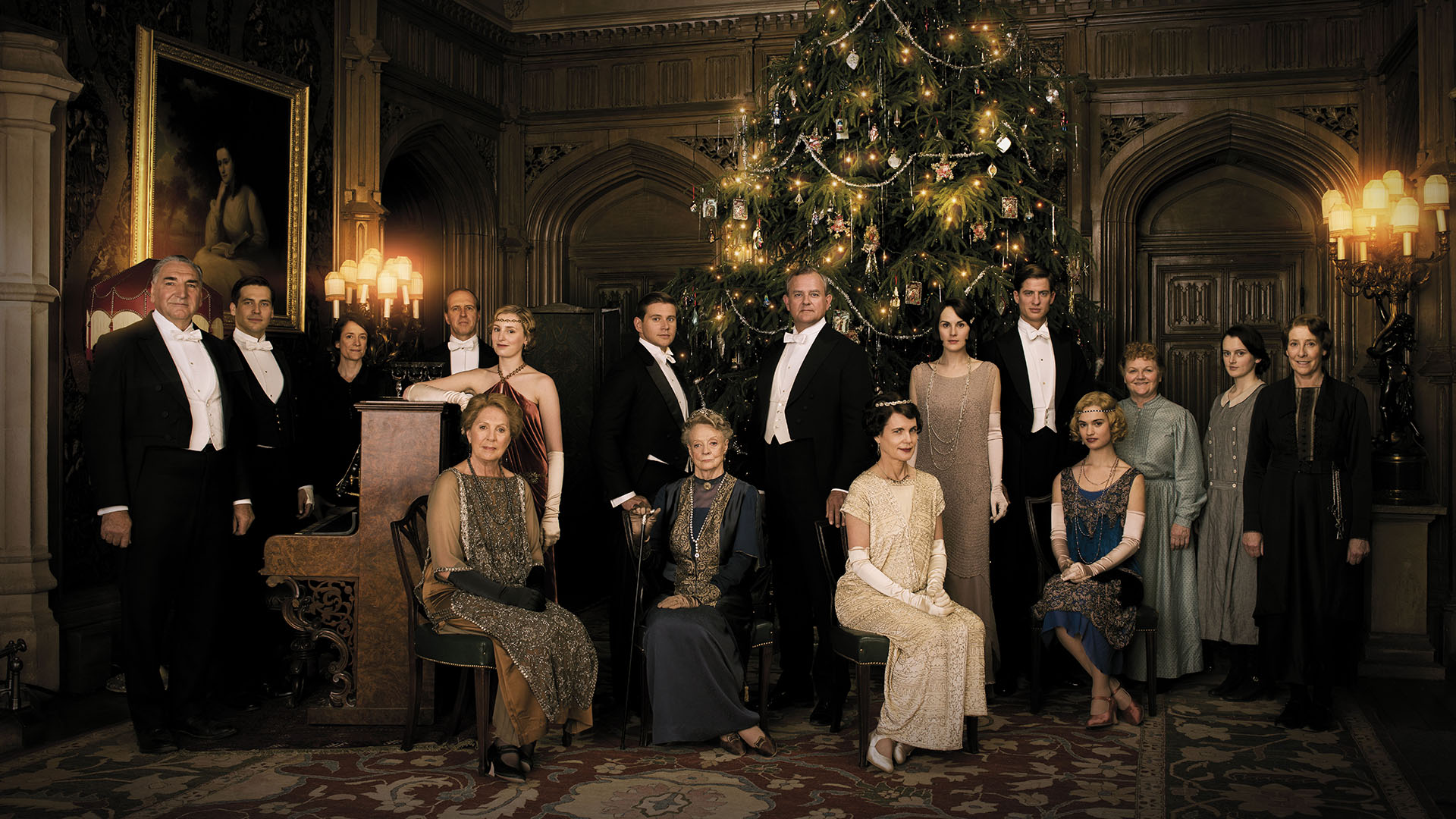 Downton Abbey Marathon: Schedule for All Six Seasons on THIRTEEN