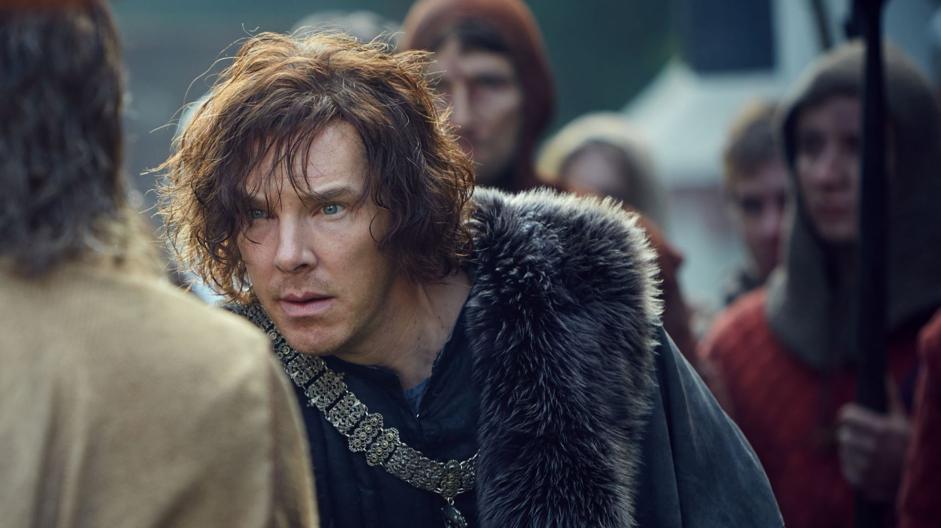 Benedict Cumberbatch as Richard III