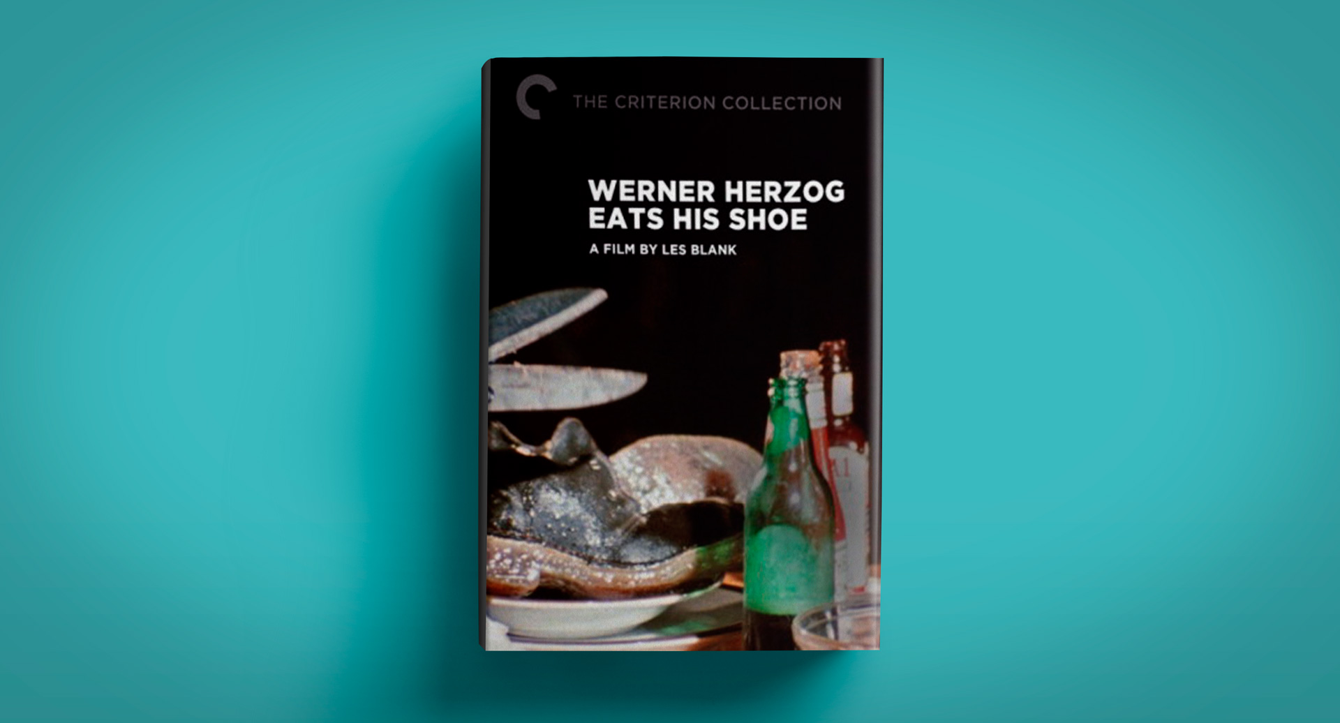 Werner Herzog lost a bet and agreed to eat his shoe. Alice Waters was the one who made it edible.