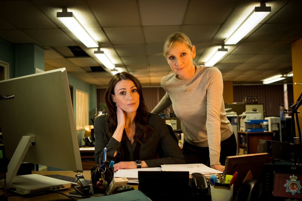 Scott and Bailey co-stars
