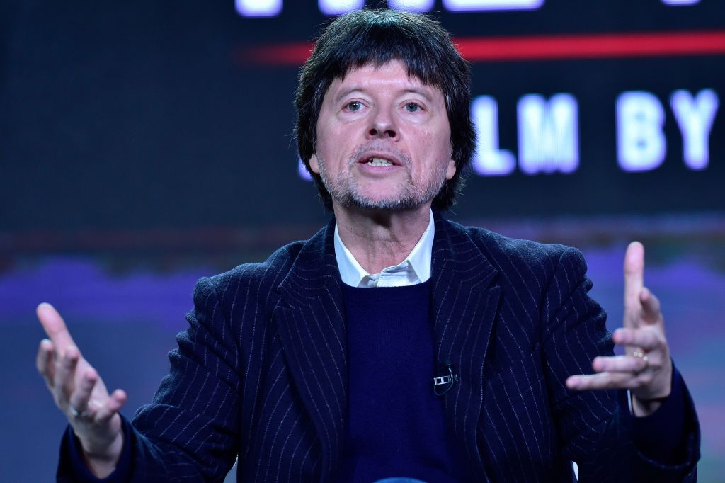 Film director Ken Burns.