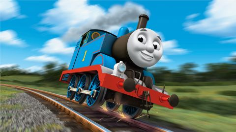 THOMAS & FRIENDS Announcement