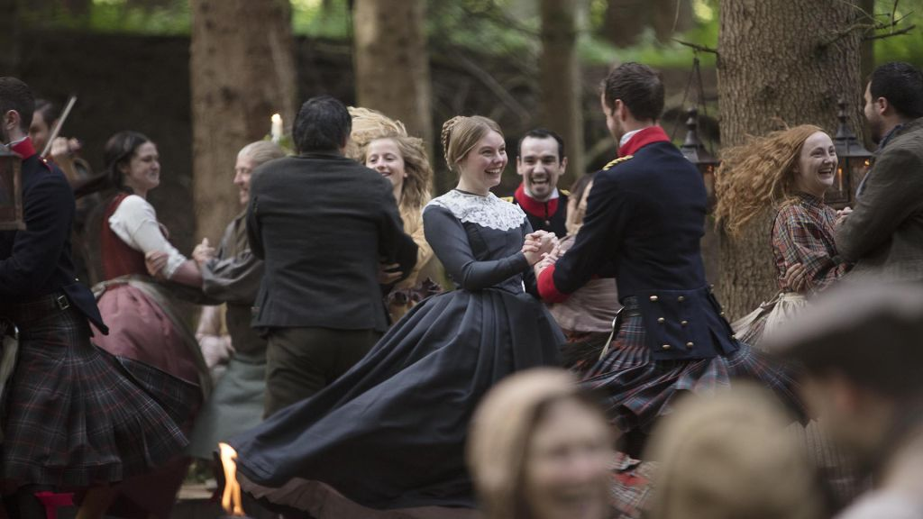 Victoria, Season 2 MASTERPIECE on PBS. Shown: Nell Hudson as Skerrett.