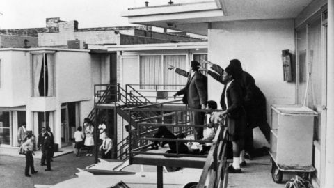 MLK's Assassination: The Story Behind the Photo
