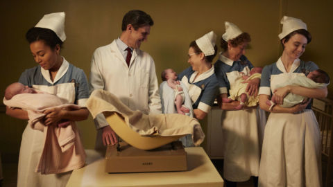 Call the Midwife:  Season 7 Finale Recap