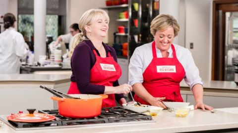 America's Test Kitchen Tour with WNET