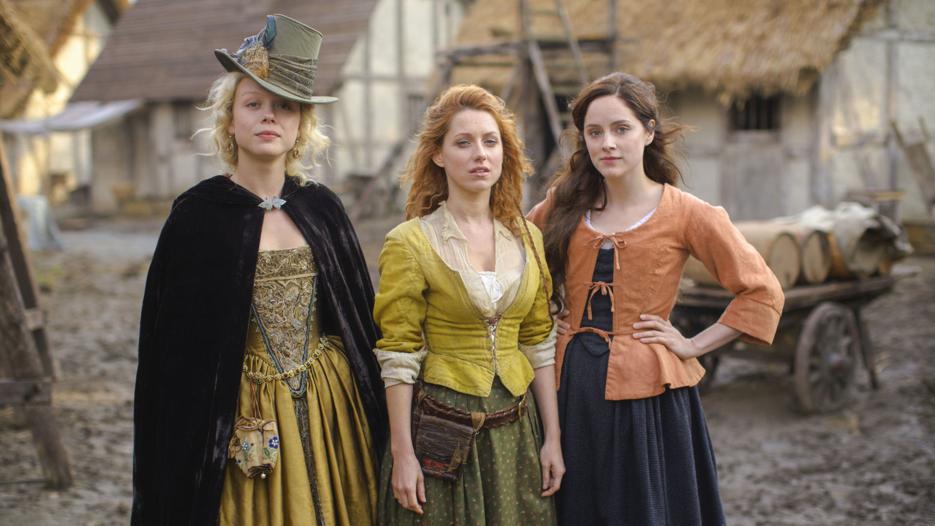Jamestown series women