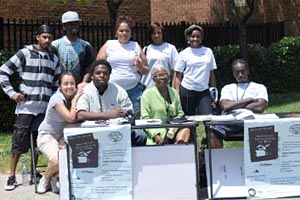 Medgar Evers students