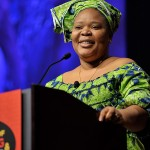 Leymah Gbowee, founder of Women, Peace and Security Network Africa