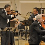 Gil Shaham, Yo-Yo Ma, and Emanuel Ax perform (Joseph Sinnott)