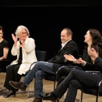 Panel discussion with the cast. (Joseph Sinnott/WNET)
