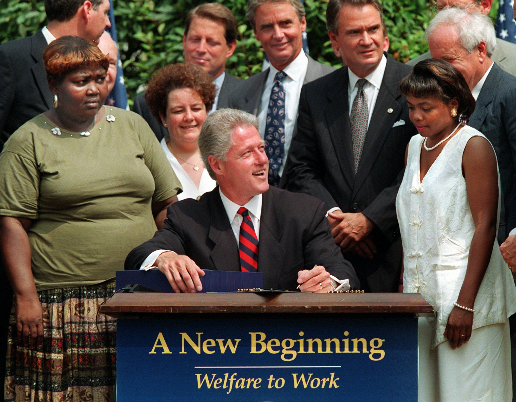 a look at the impact of the 1996 personal responsibility and work opportunity reconciliation act Personal responsibility and work opportunity  responsibility and work opportunity reconciliation act of 1996  the impact of the welfare reform.