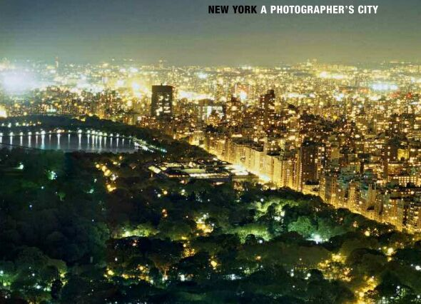 Q & A: 'New York: A Photographer's City'