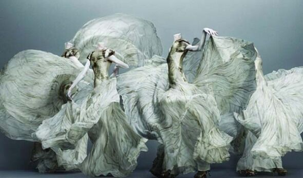 Fashion Theater: Alexander McQueen Plays the Met