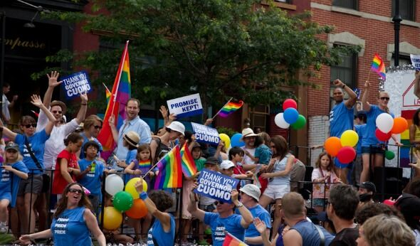 Gay Marriage's Future: Profits, Votes and Taxes