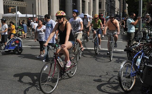 Summer Streets: Putting the 'Park' in Park Avenue