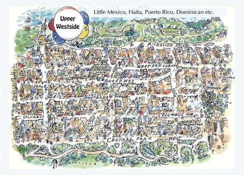 The New Littles Artistic Representations Of The City S Ethnic Enclaves