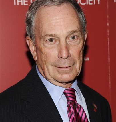 News Analysis: Does Bloomberg's Big Spending Cross the Line?