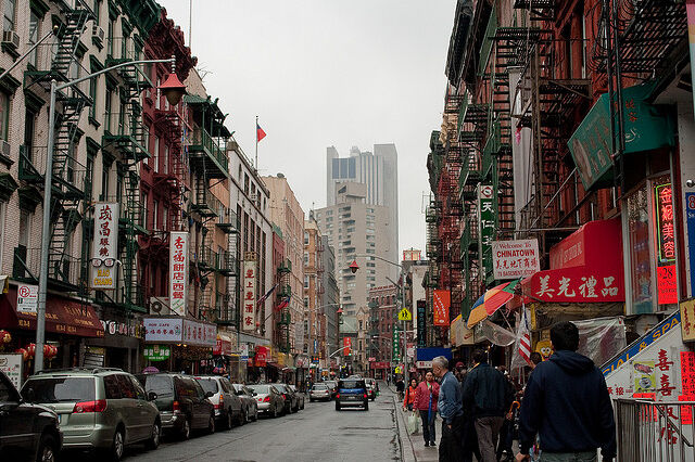 Manhattan's Chinatown Still Bustling, But Brooklyn's Is Bigger