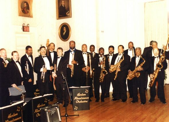 Harlem Renaissance Orchestra Swings Lincoln Center