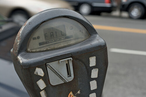 No More Fishing for Quarters? City Parking May Go 21st Century
