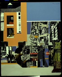 Bearden Romare _Black Manhattan _1969 College on Board[1] (1)